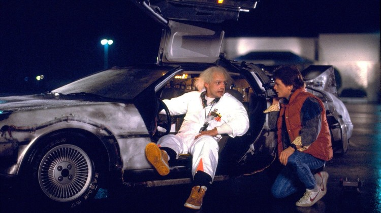 Back to the future Website Filmtotaal
