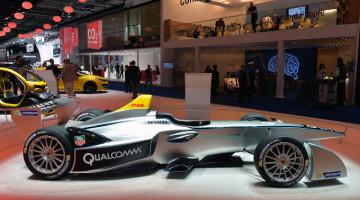 Formula E Website FIA Formula E