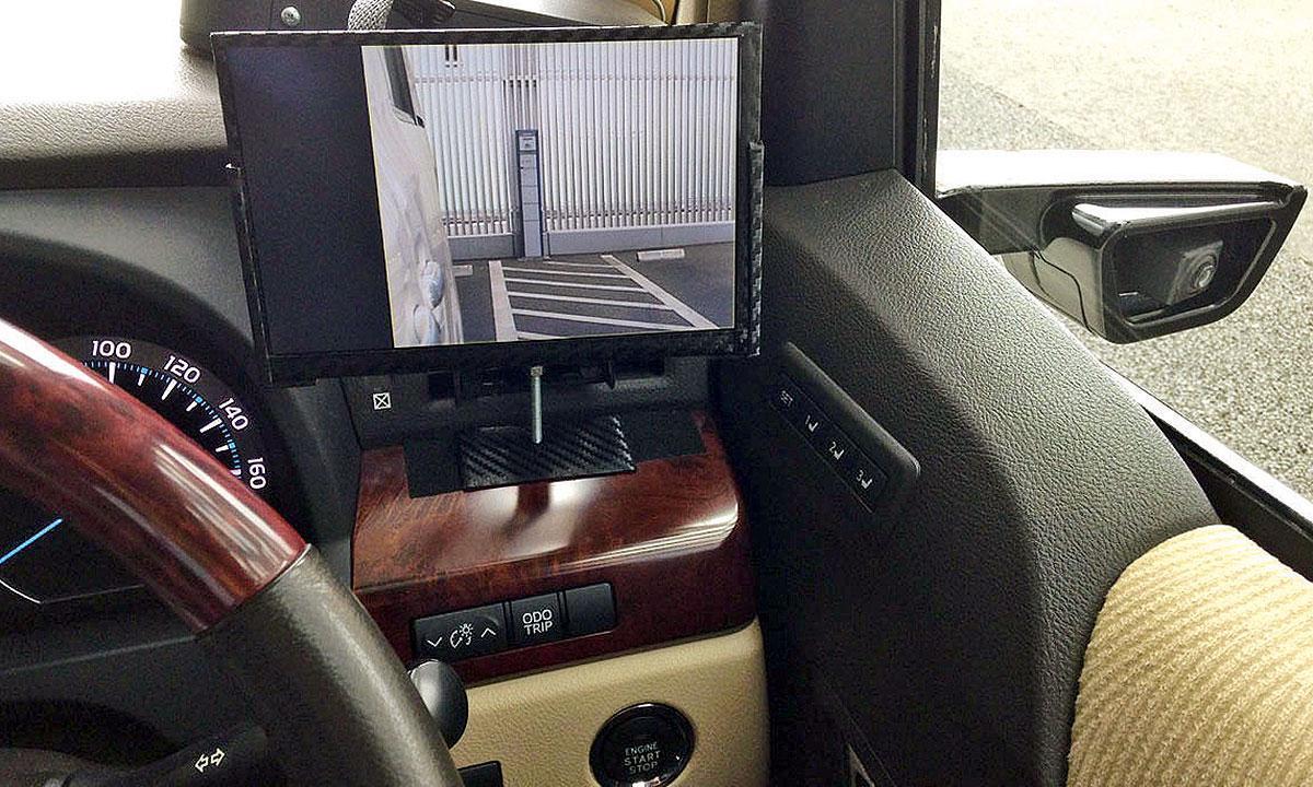 Japan Geeft Groen Licht Voor Auto Zonder Spiegel Carreporter