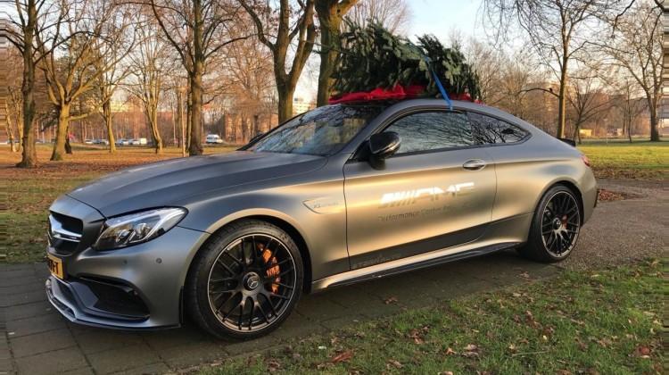 ChristmasTree_MercedesC63AMG