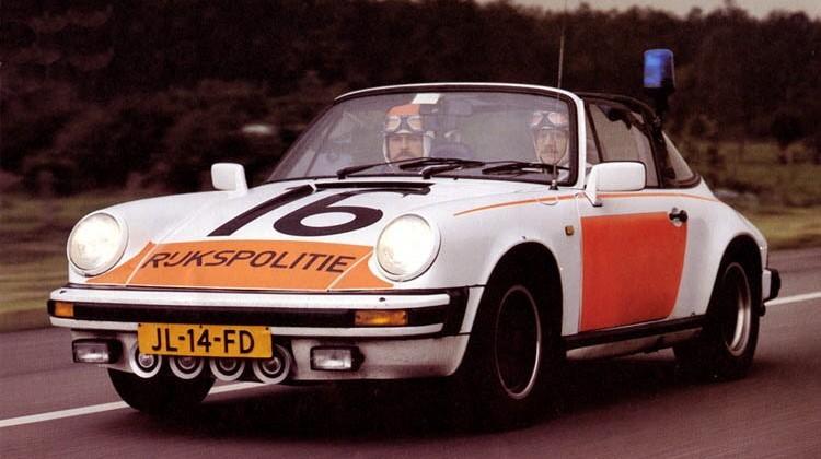 Politie_Porsche911