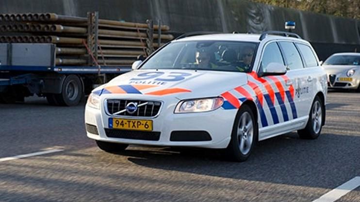 Politie_Volvo