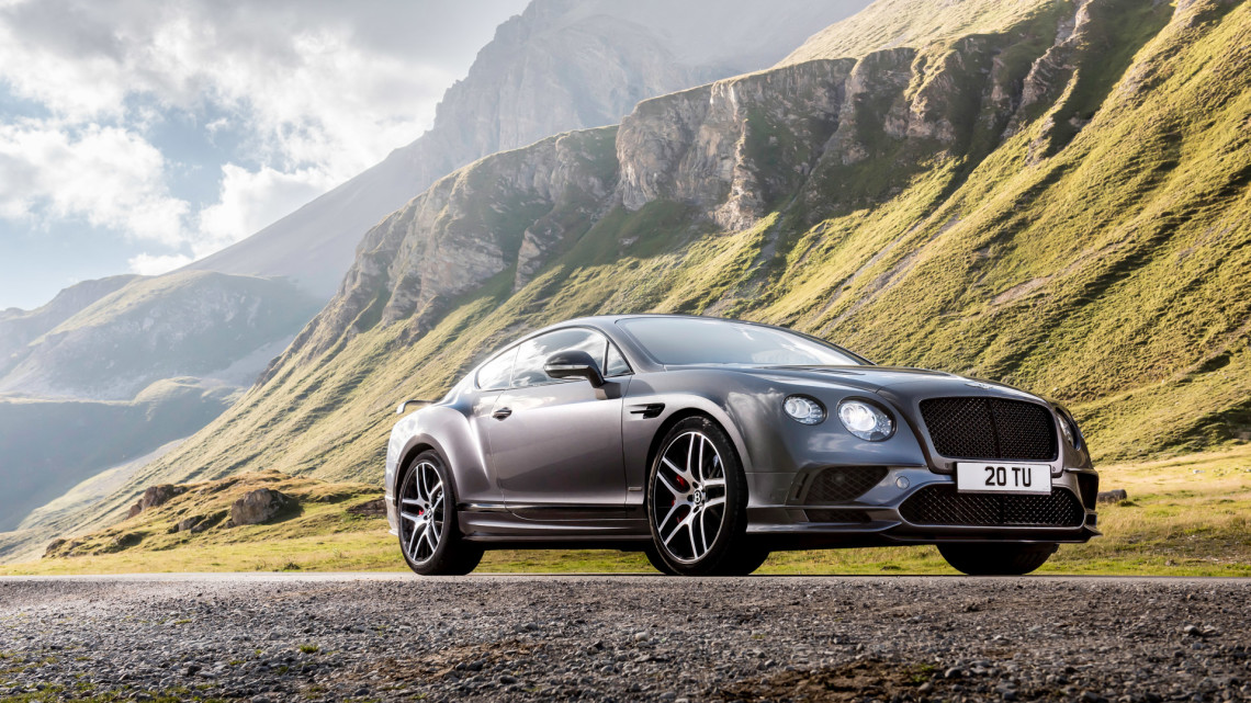 Bentley Continental GT SupersportsPhoto: James Lipman / jameslipman.com